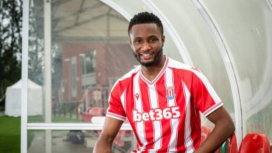 """""""John Obi Mikel has made us stronger"""" - Stoke city manager O'Neill lauds former Chelsea star's impact since joining the club"""