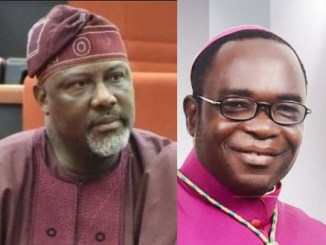 Arrest or try to embarrass Bishop Kukah and we will prove to you that Government is not owned by you - Dino Melaye
