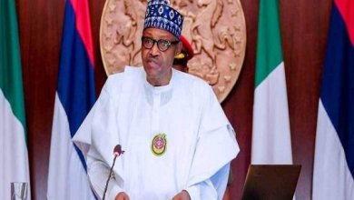 Buhari warns #EndSARS protesters to stay off streets