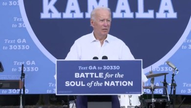 Joe Biden: Only America can tear America apart | Winnaijatv