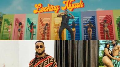 Nigerians Call For Ban Of Flavour's New Music Video 'Looking Nyansh'