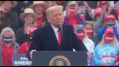 "President Trump: ""This is going to be a red wave 