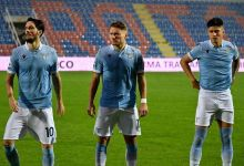 Lazio face Spezia this weekend
