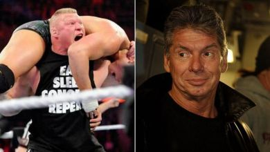 Gerald Brisco explains how Vince McMahon could react if Brock Lesnar receives an offer from AEW