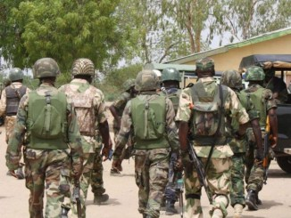 127 Soldiers allegedly resign from Nigerian Army