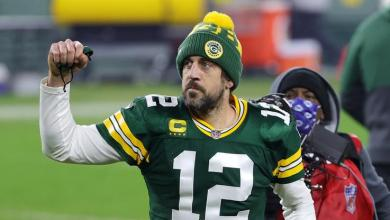 """Aaron Rodgers Admits Future """"Uncertain"""" Following NFC Championship Loss"""