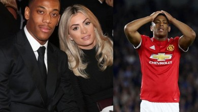 Anthony Martial?s wife reveals death threat messages sent to her after Manchester United?s defeat to Sheffield United