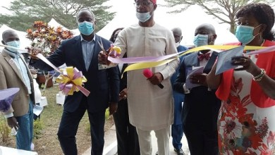 Balogun hands over N5bn Pediatric Centre to UI, UCH
