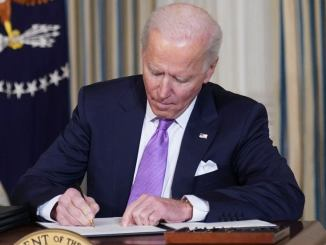 Biden signs health care executive actions to 'undo the damage' caused by Trump
