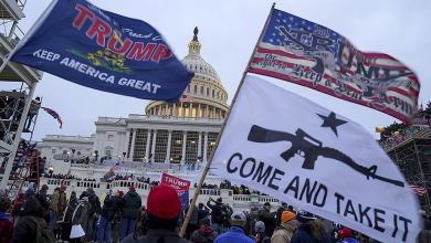Capitol rioter gave FBI footage that featured himself, authorities say