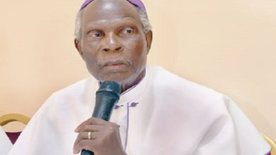 Cleric urges action on insecurity