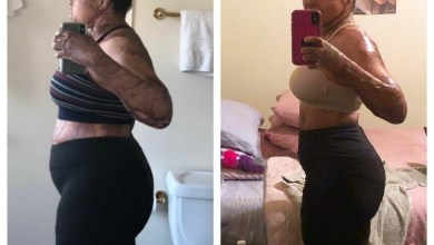 Kechi Okwuchi shares weight loss transformation and reveals how she achieved it