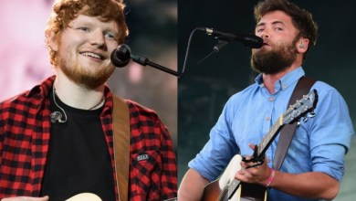 Listen to Ed Sheeran's remix of Passenger's 'Sword From The Stone'