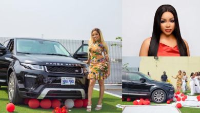 Nengi pens appreciation note to fans for buying her a Range Rover