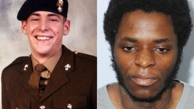 Nigerian Islamic extremist, Michael Adebowale, who killed British soldier is