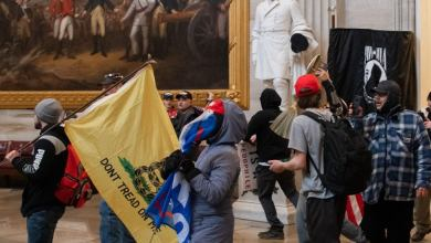 Police seized alarming number of weapons on Capitol rioters, court documents show