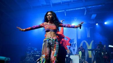 Teyana Taylor Flaunts Fierce Abs With PrettyLittleThing Collection Launch