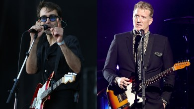 The Vaccines tease cover of Queens Of The Stone Age's 'No One Knows'
