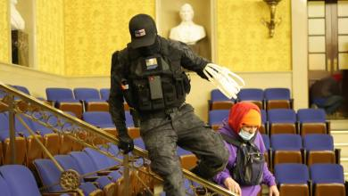 Zip Tie Guy Who Stormed Capitol Arrested by FBI