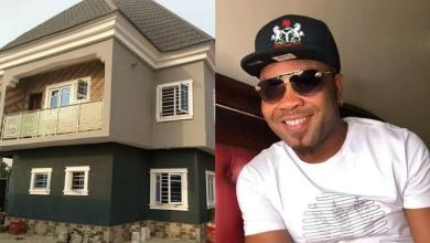 African China shows off his new mansion (Photos/Videos)