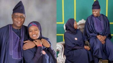 """""""I was the one who asked my husband out""""- Activist, Aisha Yesufu (Video)"""