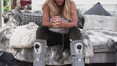 'I'll never be the same': - Katie Price reveals she's been registered disabled after breaking both feet in 25ft fall