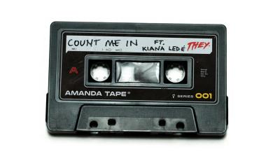 Kiana Ledé Joins THEY. For The Count Me In Remix