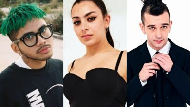 No Rome teases collaboration with The 1975 and Charli XCX