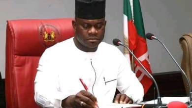 Yahaya Bello Releases N3.9b for More Road Projects in Kogi