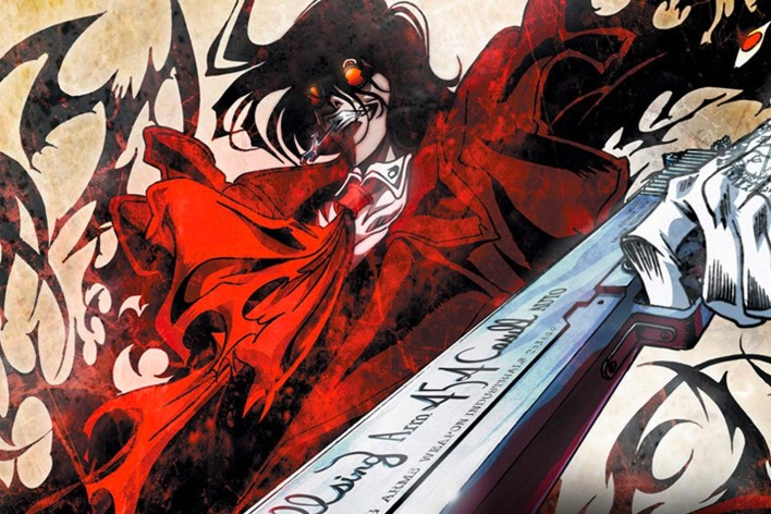 Amazon Studios Is Making a Live-Action HELLSING Movie