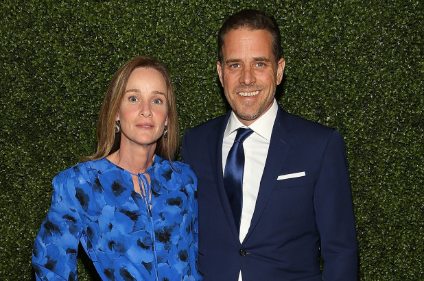 Book details how Hunter Biden's wife found out about affair with Beau's widow