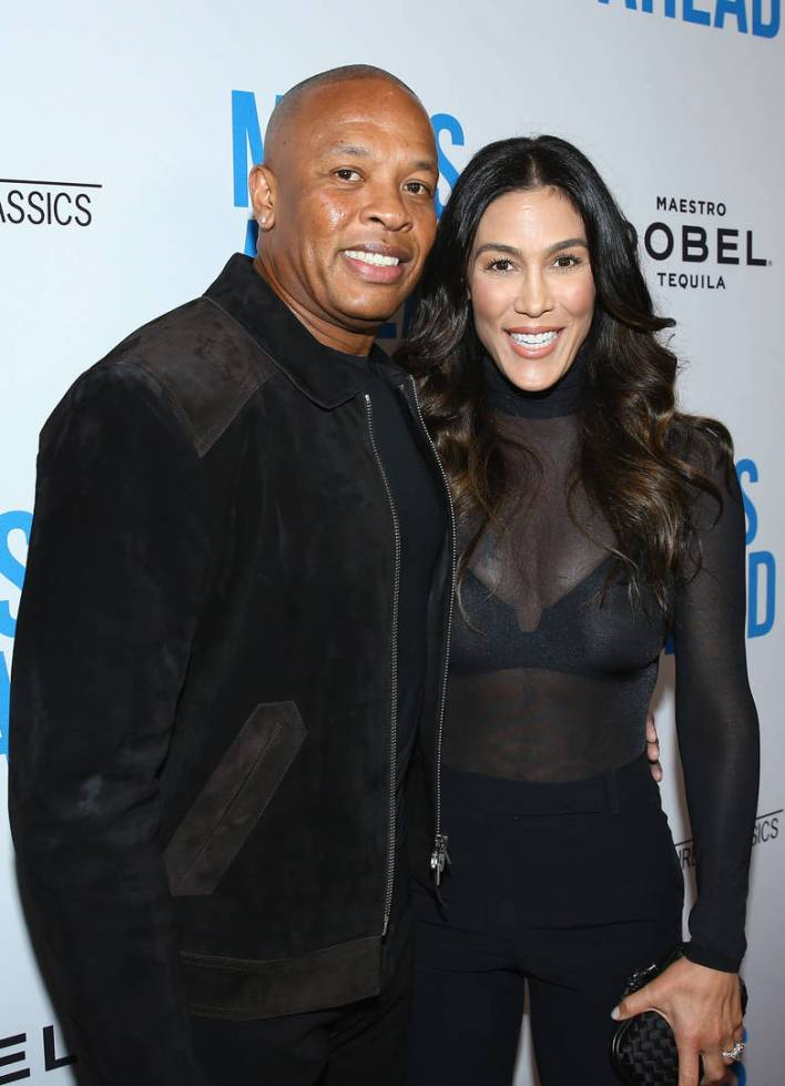 Dr. Dre Asks Judge To Declare Him Legally Single