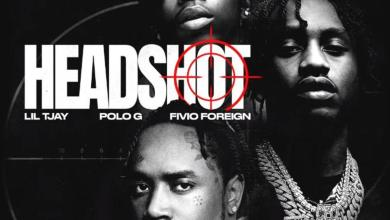 Lil Tjay Feat. Polo G & Fivio Foreign - Headshot mp3