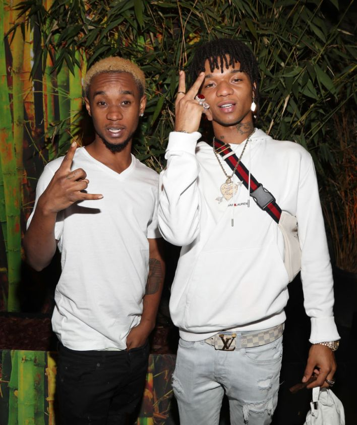 Rae Sremmurd's Half-Brother Charged In Father's Murder