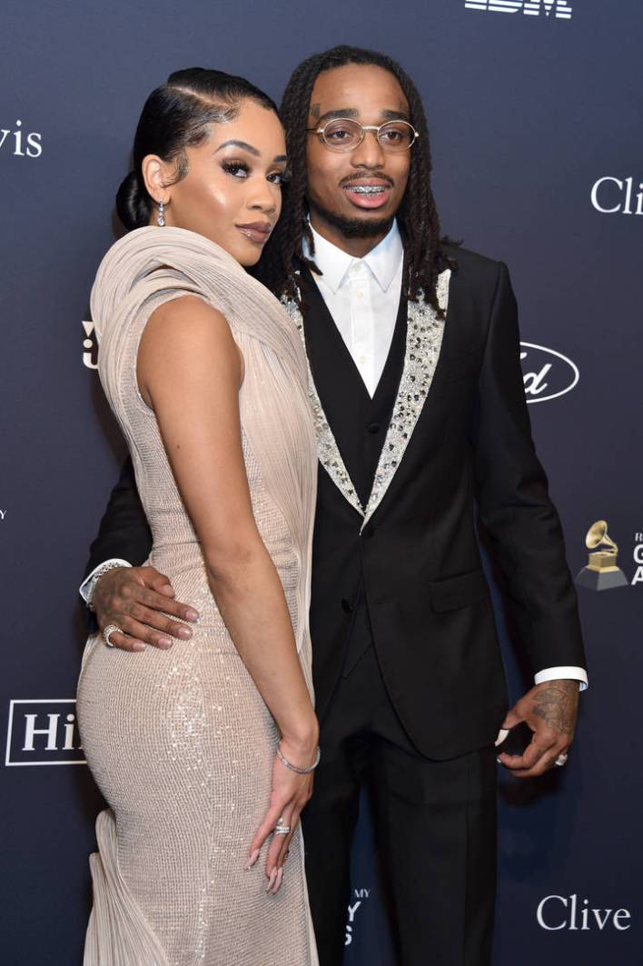 Saweetie Gives Surprising Answer To If She Would Have Threesome With Quavo