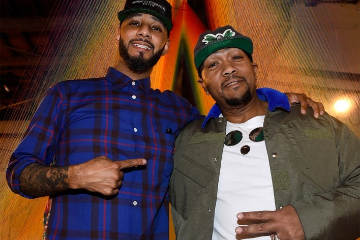 Timbaland and Swizz Beatz's 'VERZUZ' Acquired by Triller Network