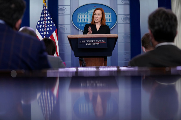 White House defends migrant kids' in-person learning since teachers 'on spring break'