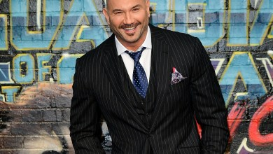 Dave Bautista Reveals 'Guardians of the Galaxy Vol. 3