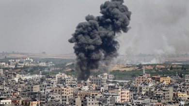 In the last 48 hours, Israel has faced an onslaught of 600+ rockets fired indiscriminately at Israeli cities by Palestinian terrorists in Gaza.