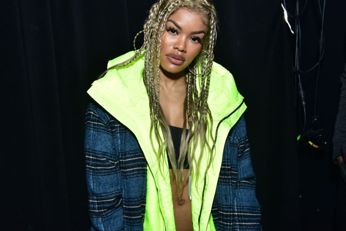 Teyana Taylor Says Kanye West's G.O.O.D Music Label 'Underappreciated' Her Music