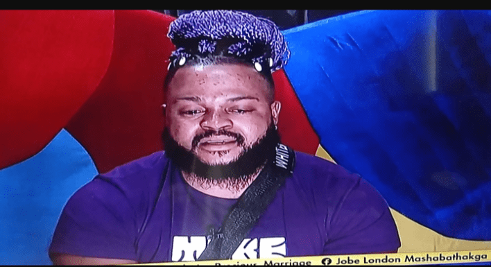 As an Igbo man, my ancestors would slap me if I choose to love over winning the money - White Money