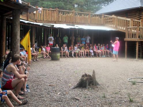 Courtyard~001-Camp_Winnamocka_orientation