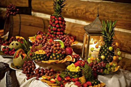 Reception-FruitDisplay