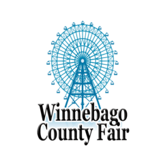 Winnebago County Fair in Oshkosh Wisconsin