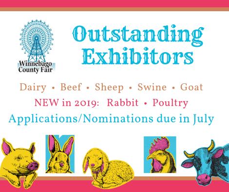 Exhibitors – Winnebago County Fair