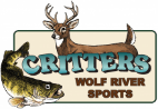 Critters Wolf River Sports