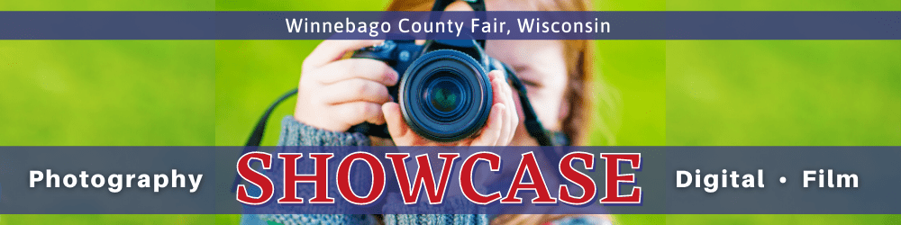 Winnebago County Fair, Wisconsin SHOWCASE Photography (digital & film)