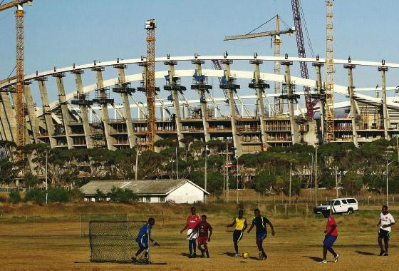 Greenpoint-stadion Kaapstad