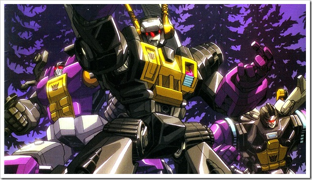 G1 Insecticons 25th Anniversary Reissue (1/6)