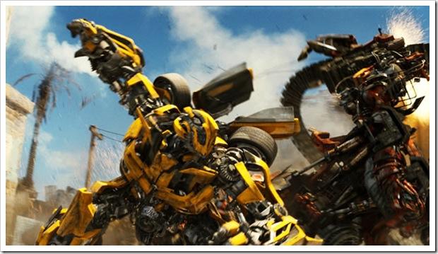 DOTM Bumblebee [Battle Mode] (1/6)